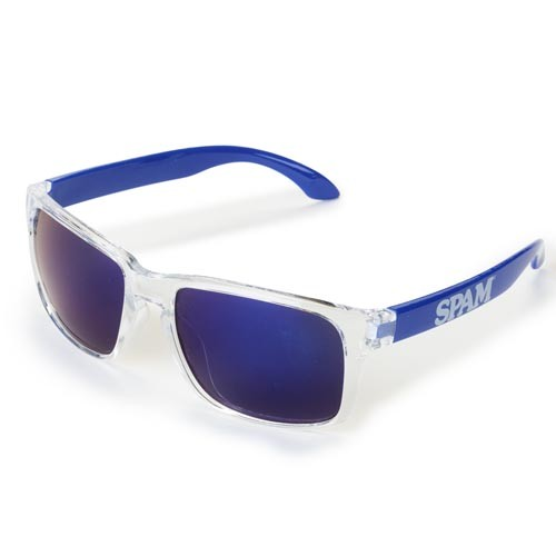 Sunglasses with SPAM® Brand Imprint