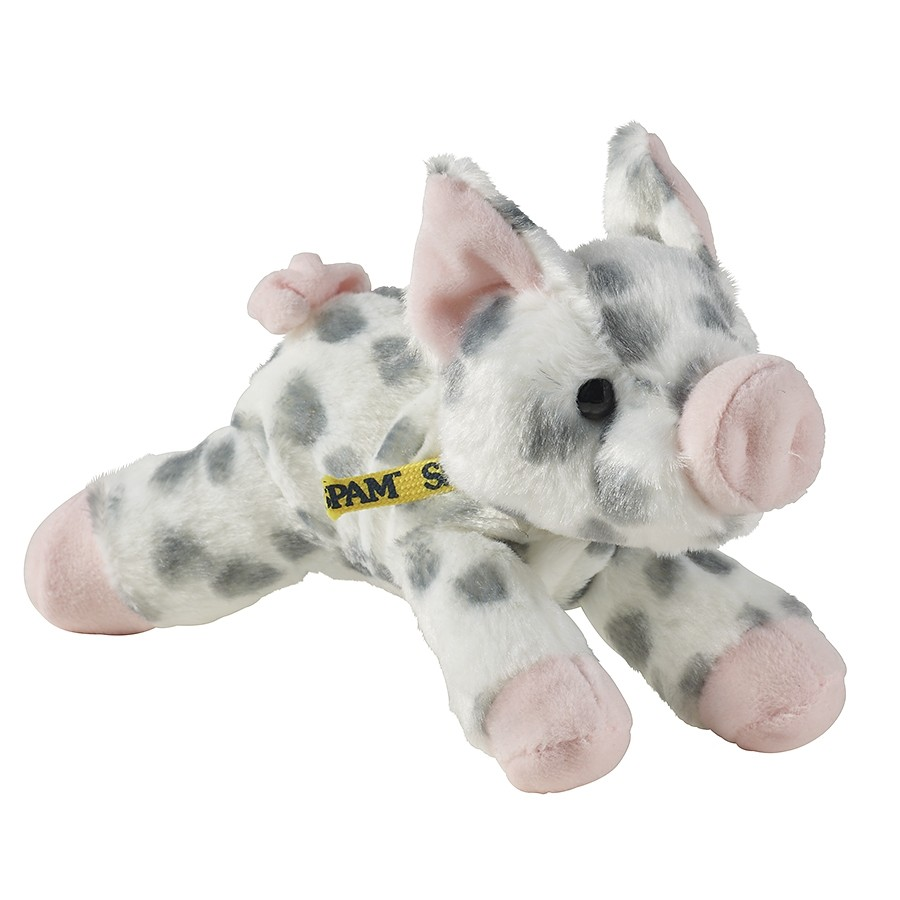 "Spotted 8"" Plush Piglet"
