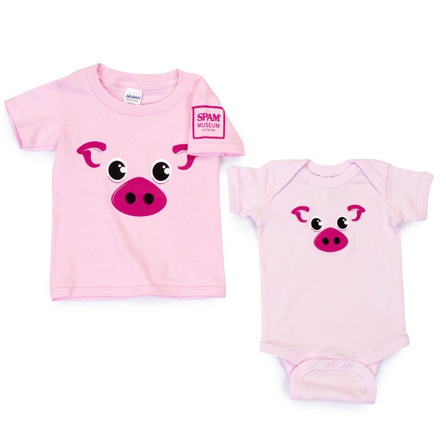 Piggy SPAM® Museum Shirt or bodysuit