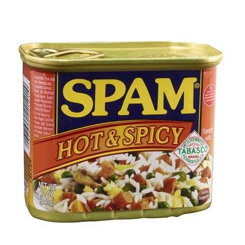 SPAM® HOT & SPICY