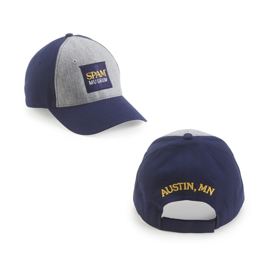 Navy/Grey SPAM® Museum Cap