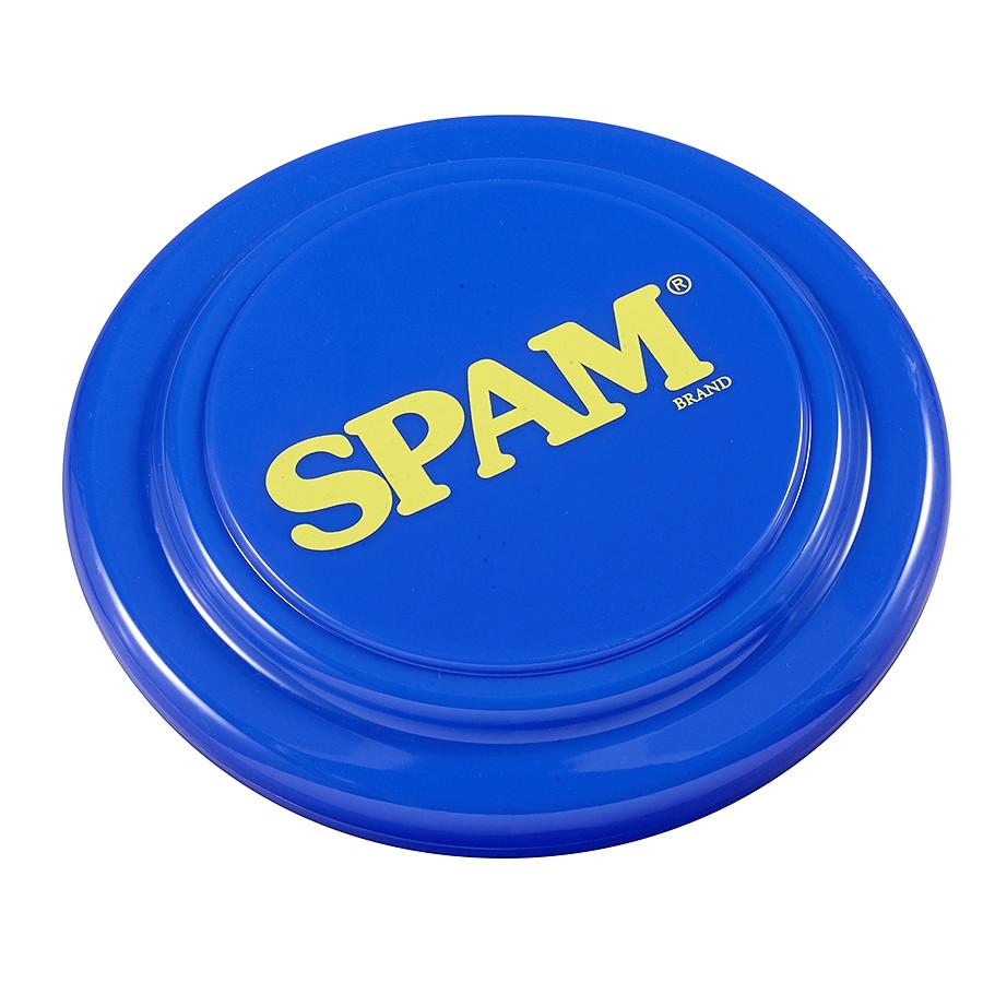 Blue SPAM® Brand Frisbee