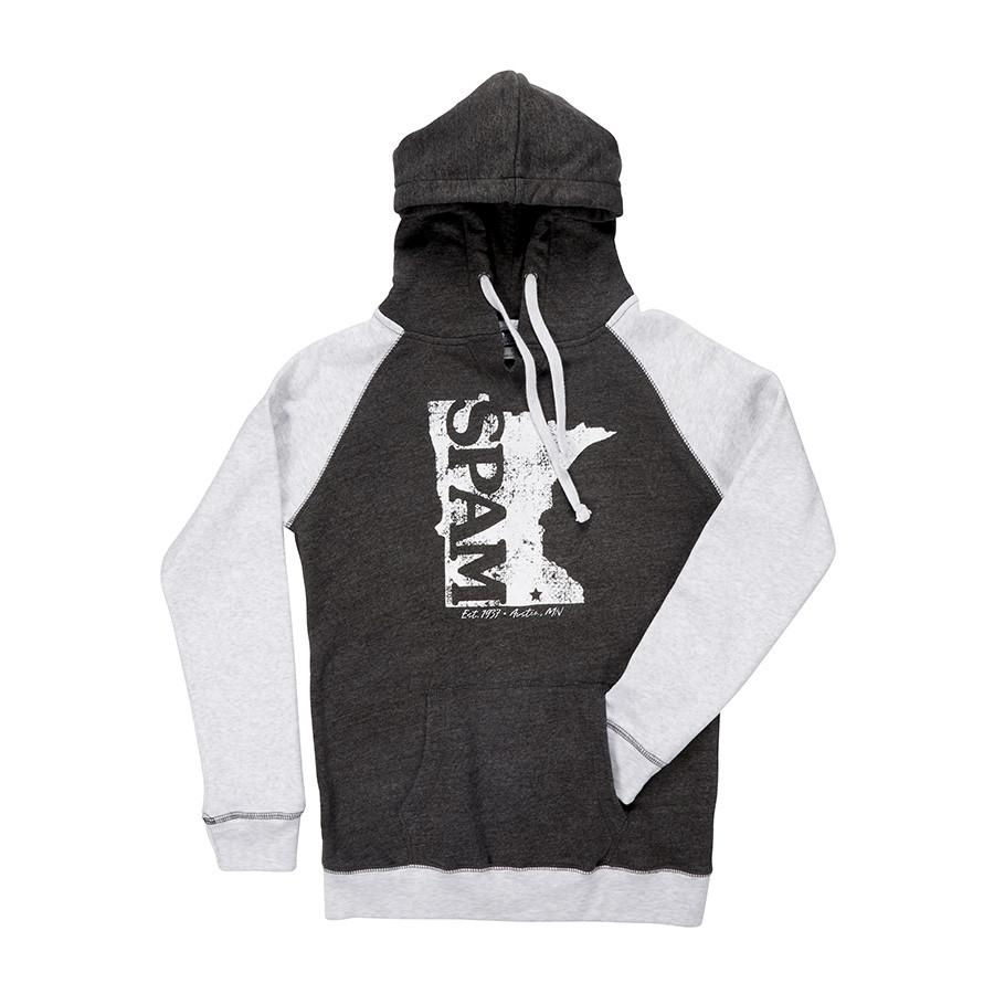 Hooded Minnesota SPAM® Brand Sweatshirt