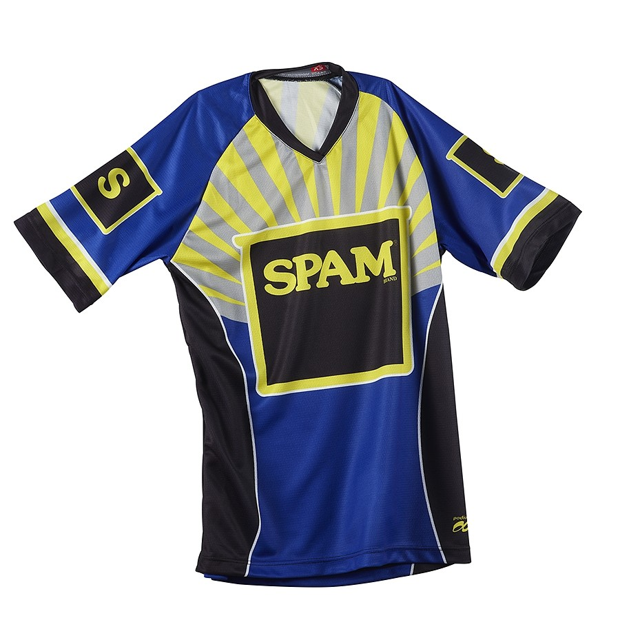 SPAM® Brand Trail Biking Jersey
