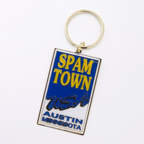 SPAM™TOWN USA Keychain