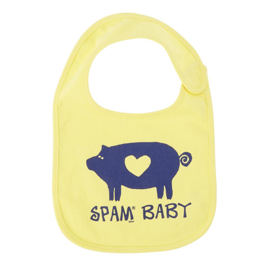 SPAM® Brand Baby Bib
