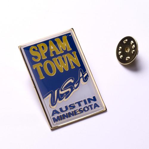 SPAM™ TOWN USA Lapel Pin