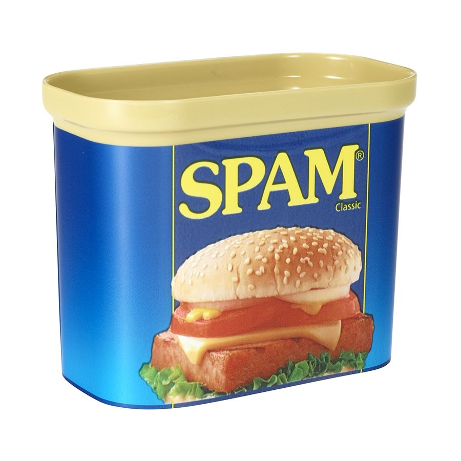 Plastic SPAM® Can