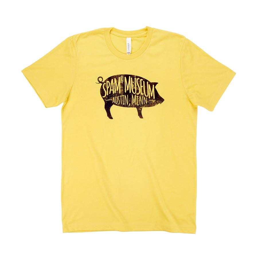Museum Pig T-shirt