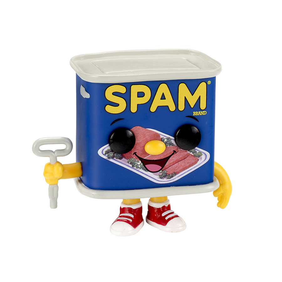 SPAM® Can Figure