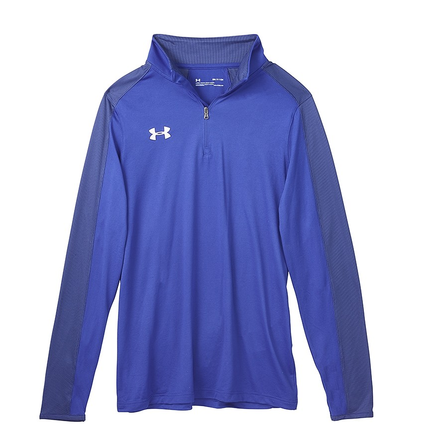 Men's 1/4 zip SPAM® Brand Pullover