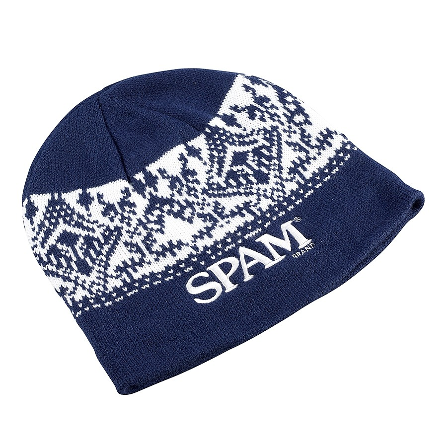 """Nordic"" Stocking Hat with SPAM® Brand logo"