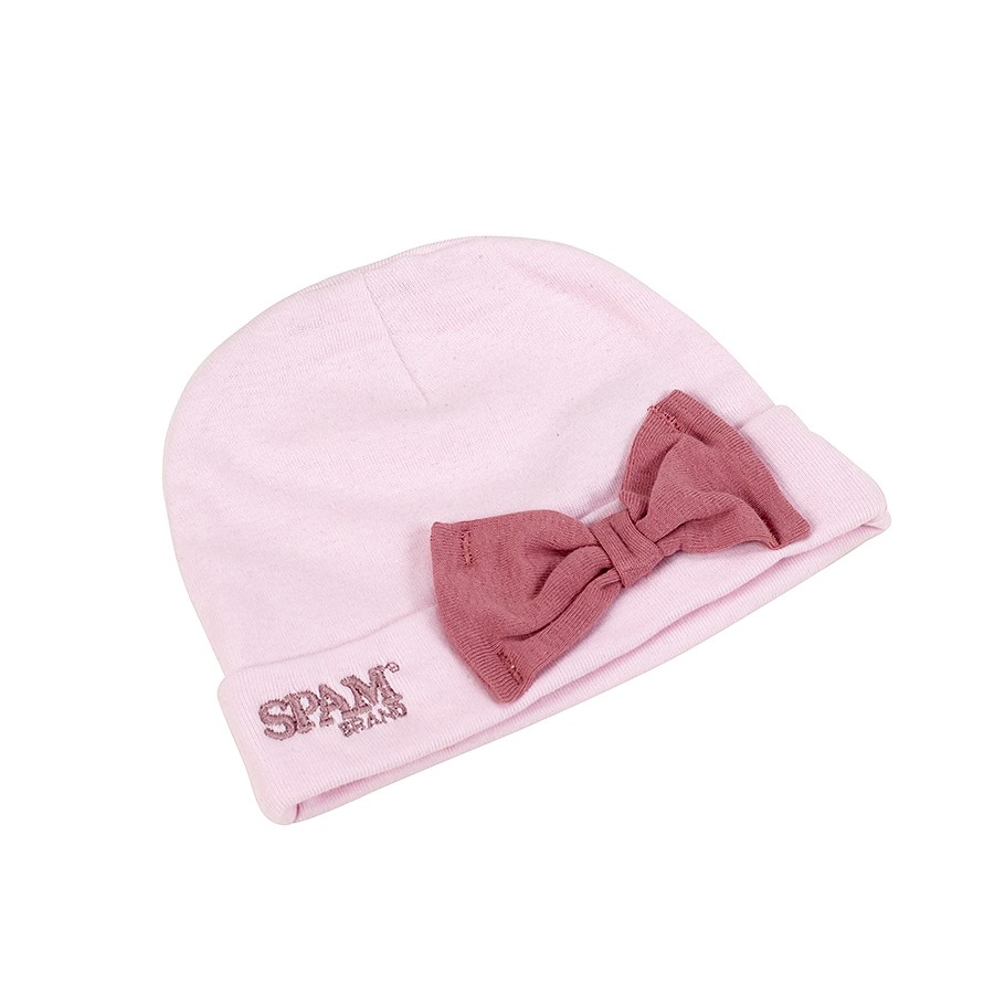 SPAM® Brand Baby Cap w/Bow