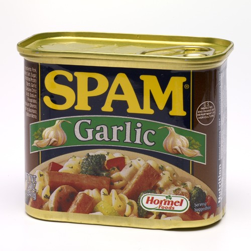 SPAM® GARLIC