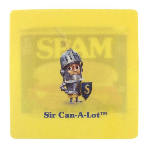 Sir Can-A-Lot™ Character Coaster