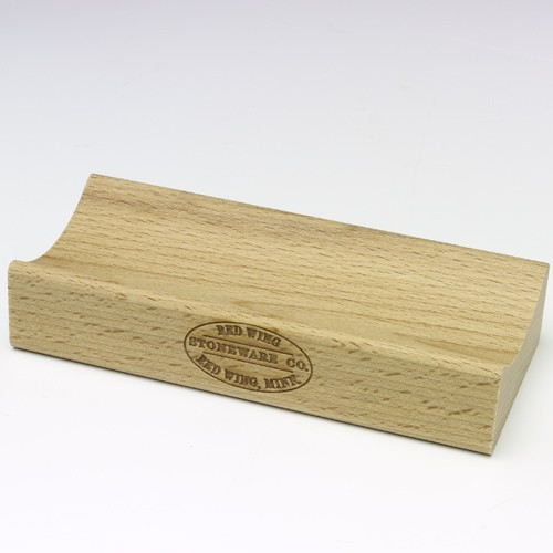 RED WING ROLLING PIN STAND