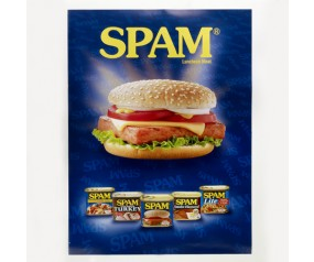 SPAM® Can Poster