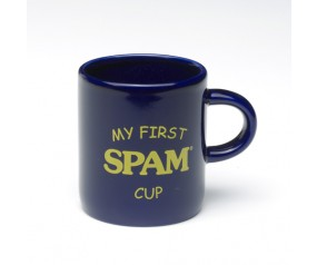 """My First SPAM® Brand Cup"""