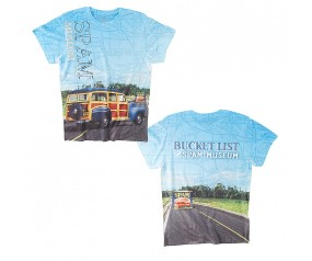 SPAM® Bucket List Burnout T-shirt