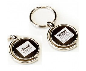 SPAM® Museum Spinner Keychain