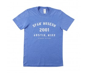 Heather Royal SPAM®  Museum T-shirt