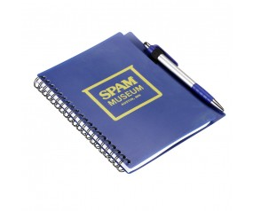 Spiral Notebook w/Pen Set