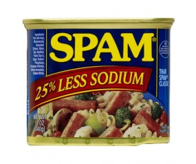 SPAM® LOW SODIUM