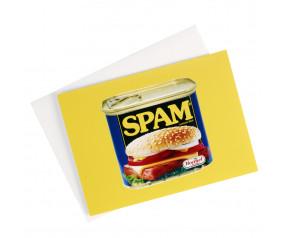 SPAM® Brand Blank Card
