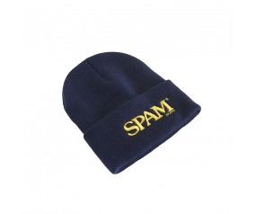 Navy SPAM® Brand Stocking Hat