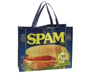 SPAM® Can Brand Tote Bag