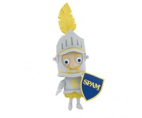 SIR CAN-A-LOT® Character Plush Doll
