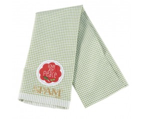 Holiday SPAM® Brand Dish Towel