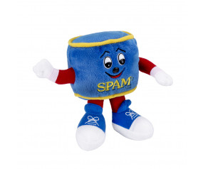 SPAMMY™ BEAN BAG CHARACTER
