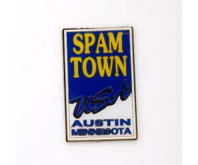 SPAM™TOWN USA Magnet