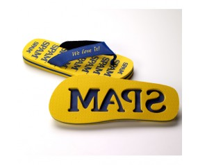 SPAM® Brand Flip Flops