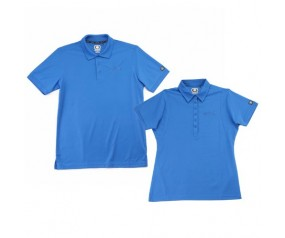 Blue SPAM® Brand Polo