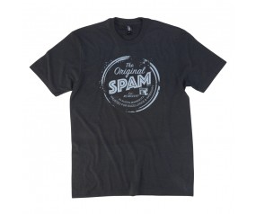 Black SPAM® Brand T-shirt