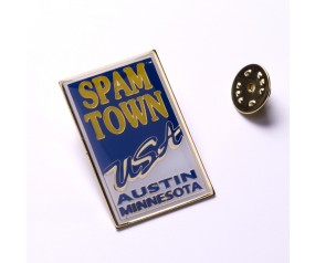SPAM™ TOWN USA Lapel Pin