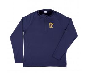 Ladies 1/4 zip MN SPAM® Brand pullover