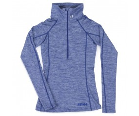 1/4 Zip Royal SPAM® Brand Under Armour Ladies