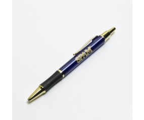 Blue/Gold SPAM® Brand Pen