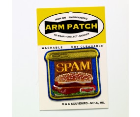 SPAM® Can Patch
