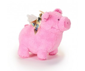 Plush Flying SPAM® Brand Pig