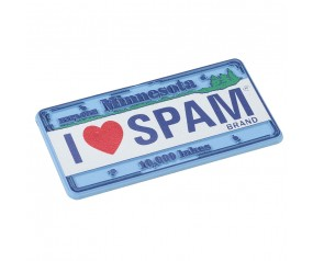 MN License Plate SPAM® Brand Magnet