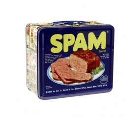 SPAM® Brand Tin Lunch Box