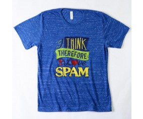 """I Think Therefore I Love SPAM® Brand"" T-shirt"