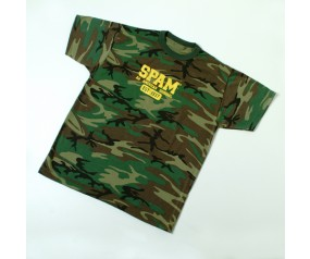 SPAM® Brand Camouflaged T-shirt
