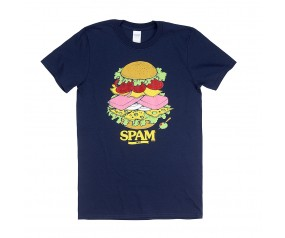 Stacked SPAM® Brand Burger T-shirt
