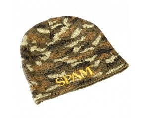 Camouflaged SPAM® Brand Stocking Hat