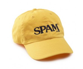 Yellow SPAM® Brand Cap